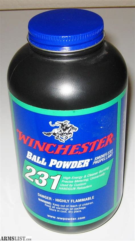231 Powder Reloading 9mm
