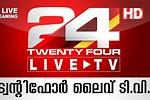 24 News Malayalam Live TV