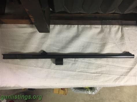 24 Inch Rifled Slug Barrel Pistol Grip
