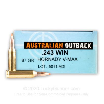 243 Ammo Australia