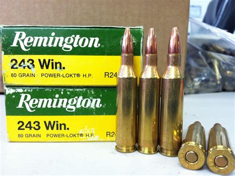 243 Ammo For Sale And Sig Sauer P250 Magazine