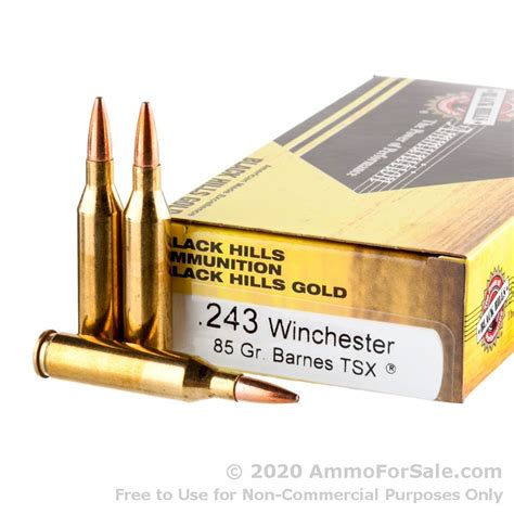 243 Ammo For Sale Cheap