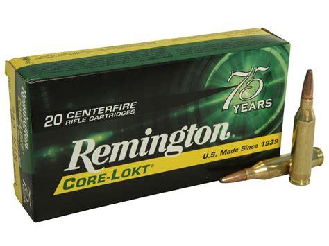 243 Remington Rifle Ammo