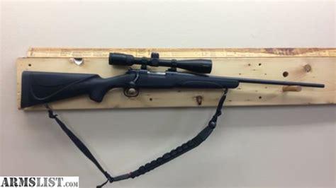 243 Super Short Mag Rifle