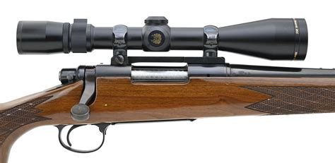 243 Win Remington Rifle