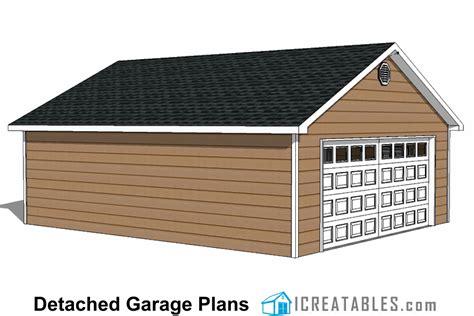 24x30-Garage-Plans