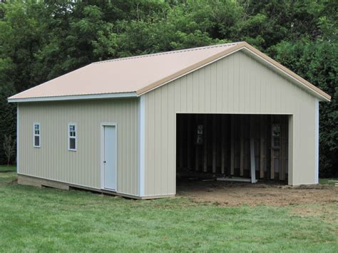 24x32 Pole Barn Prices