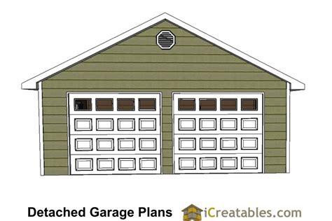 24x32-Garage-Plans
