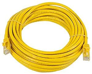 25 Feet Mini Cat6 Molded 28AWG W/Boots Gray 10 Pack