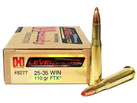 25 35 Winchester Ammo Canada