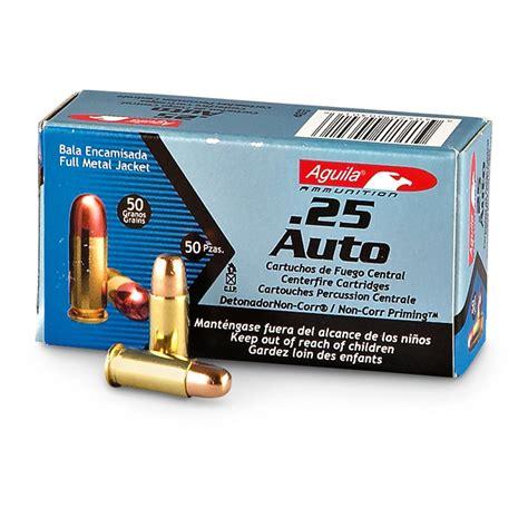 25 Acp Ammo At Walmart Com