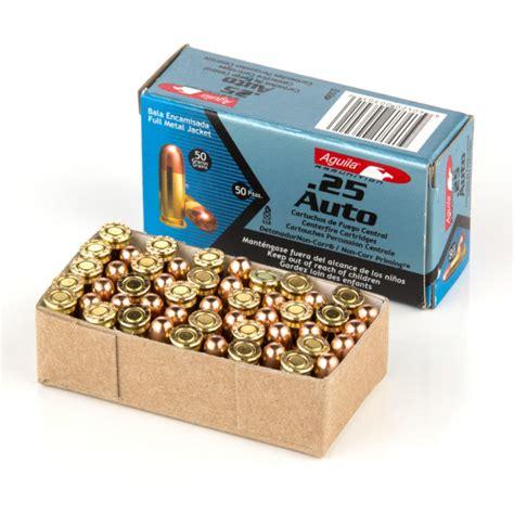 25 Ammo Bulk