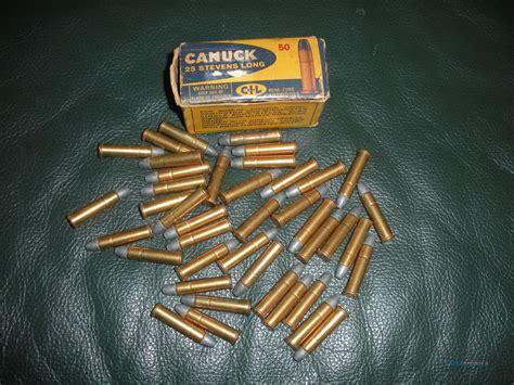 25 Cal Rim Fire Ammo