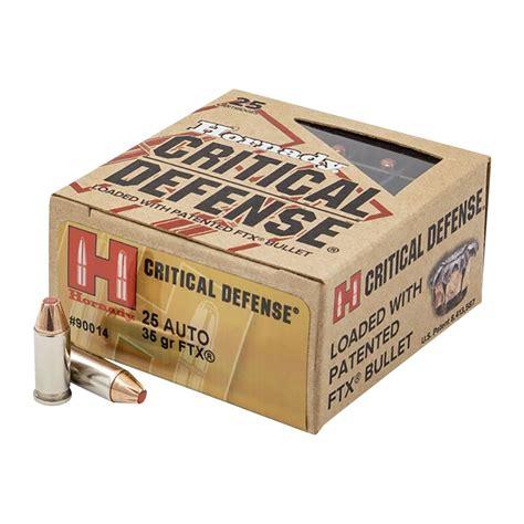 25 Caliber Defense Ammo Sale