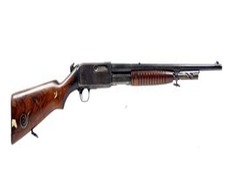 25 Caliber Remington Rifle