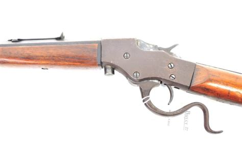 25 Caliber Rifle Single Shot