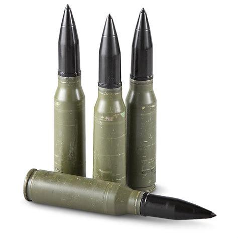 25 Mm Pistol Ammo