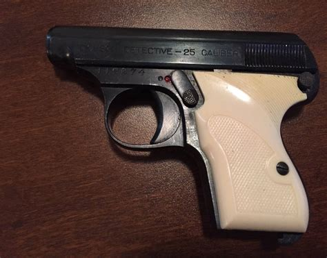 25 Pistol For Sale