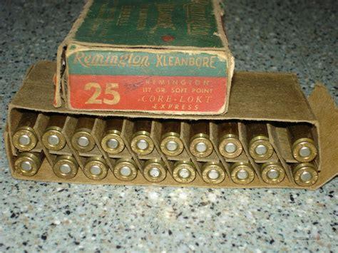 25 Remington Rifle Ammo For Sale