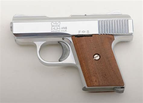 25 Semi Automatic Handgun