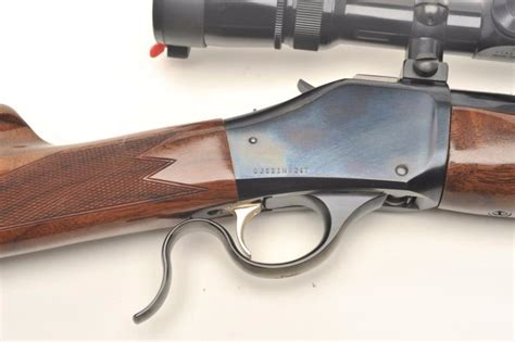 250 3000 Rifle With Octagon Barrel