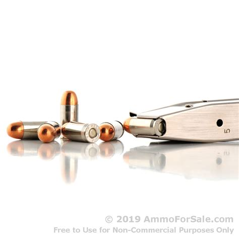 250 Rounds Of 95gr MC 380 ACP Ammo By Remington