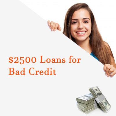 2500 Loan Guaranteed