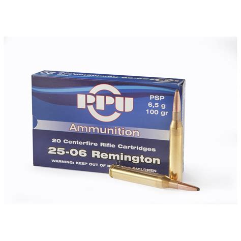 2506 Ppu Ammo Review