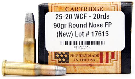 2520 Wcf Ammo Canada