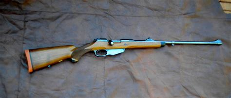 256 Mannlicher Sporting Rifle Rathcoombe Manor