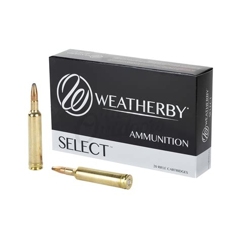 257 Roberts Weatherby Ammo For Sale