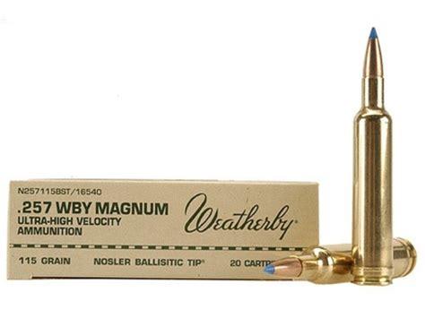 257 Weatherby Magnum Ammo Australia