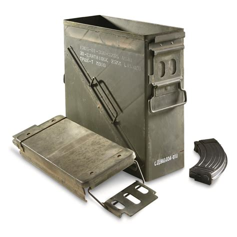 25mm Linked Ammo Can