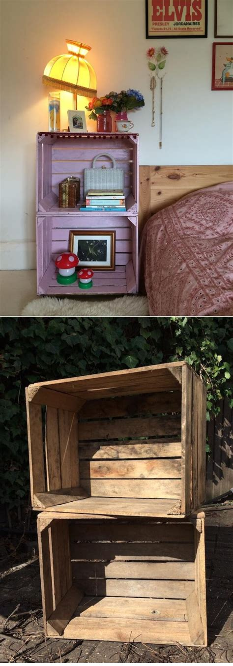 26 Diy Wood Crate Projects For Storage