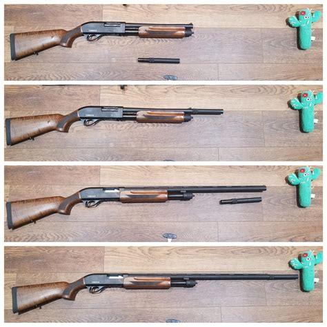 26 Vs 28 In Shotgun Barrel Deer Hunting