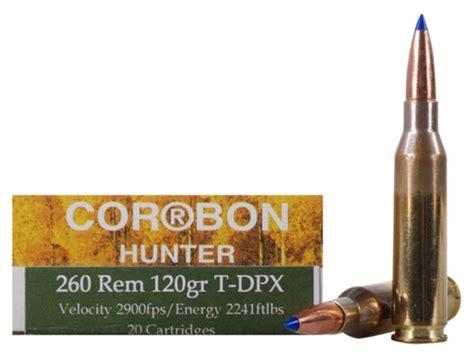 260 Lead Free Ammo