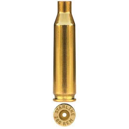 260 Remington Unprimed Brass Hornady EBay