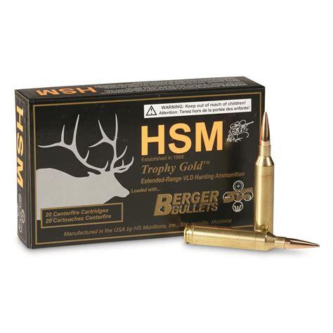 264 Win Mag Rifle Ammo
