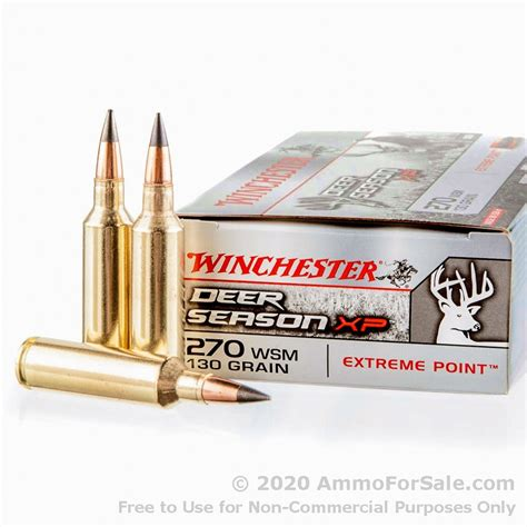 270 Ammo For Sale