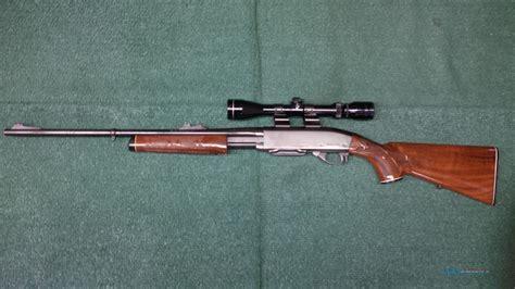 270 Pump Action Rifle