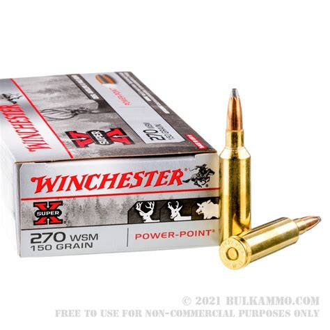 270 Shotgun Ammo