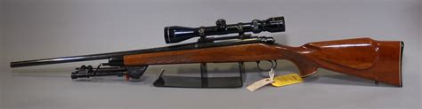 270 Tactical Rifle