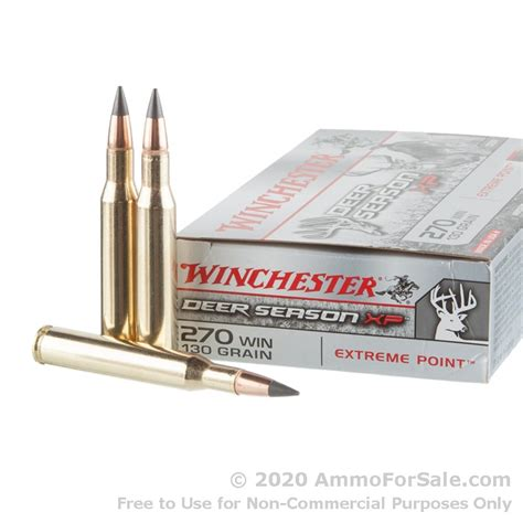 270 Win Ammo Review