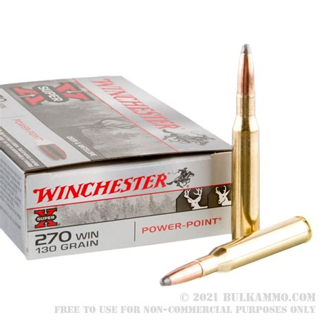 270 Win Ammo Prices