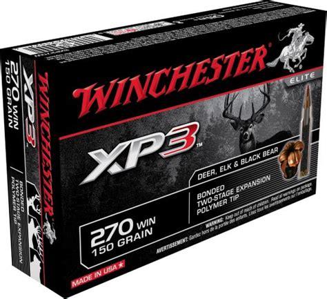 270 Winchester Ammo Canada