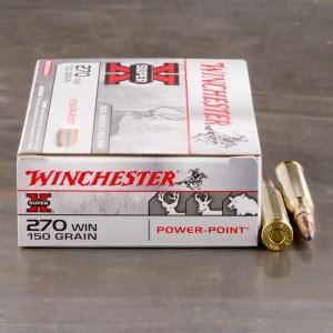 270 Winchester Ammunition Ammotogo Com