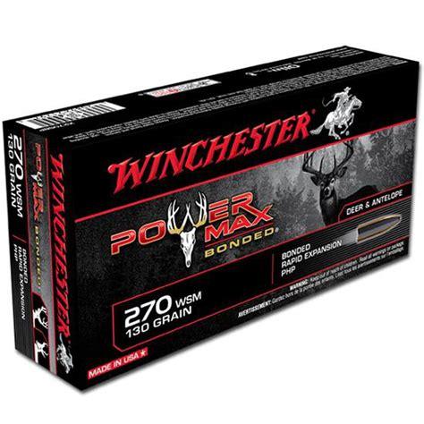 270 Wsm Bulk Ammo