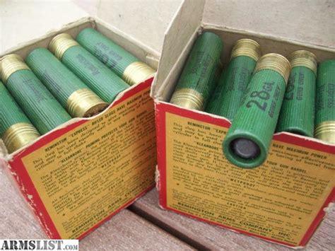 28 Gauge Shotgun Slugs For Sale