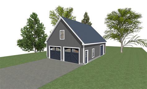 28 x 40 garage plans Image