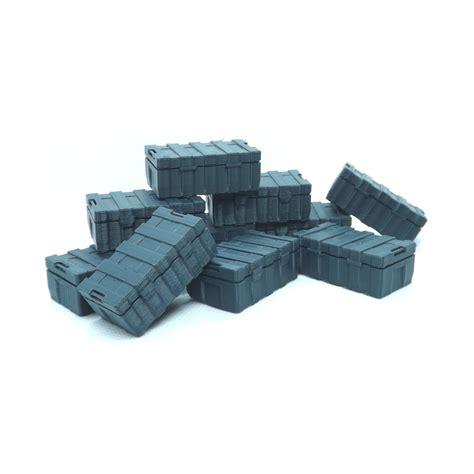 28mm Ammo Crates